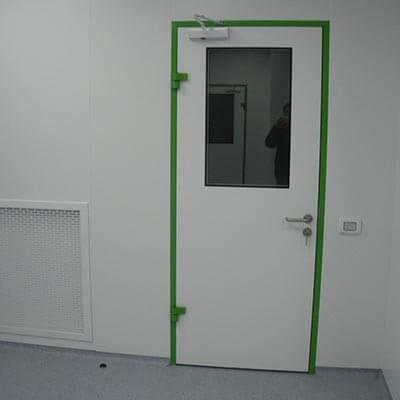 """Door block, series """"standard"""""""