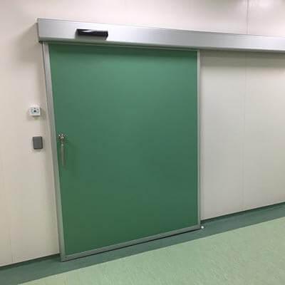 Sliding door unit